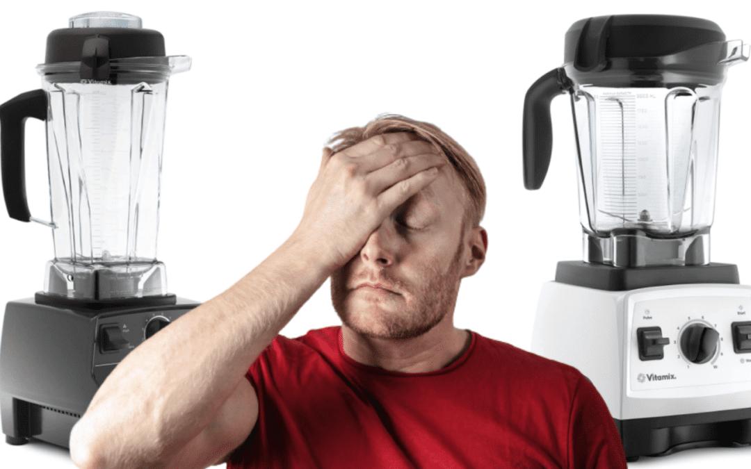 Vitamix 5200 vs. 7500 – which blender to buy?