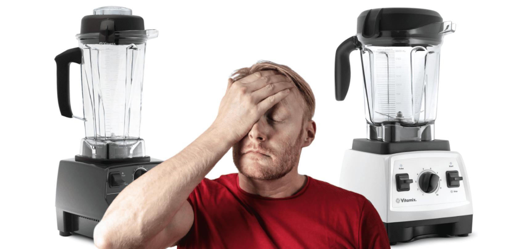 Vitamix 5200 vs. 7500 - which blender to buy?