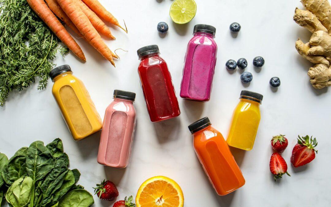 Juice storing
