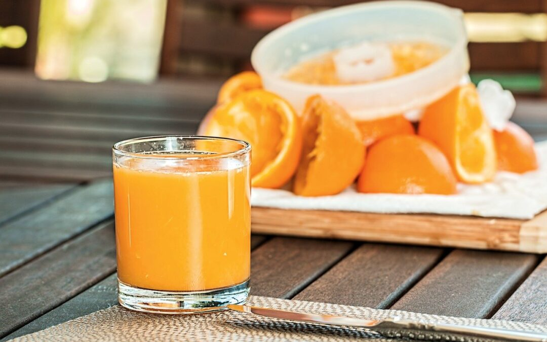 what happens if you drink orange juice every day