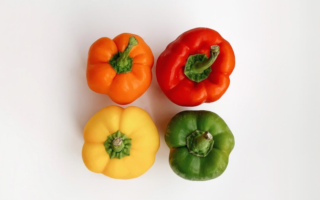 bell pepper juice and its benefits