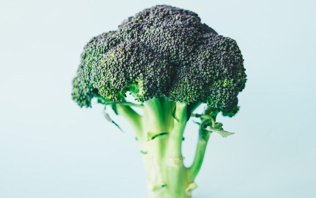 Can you juice broccoli