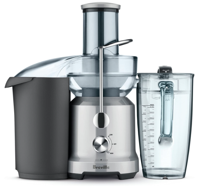 Our Review Of Breville Juice Fountain Cold (BJE430SIL)