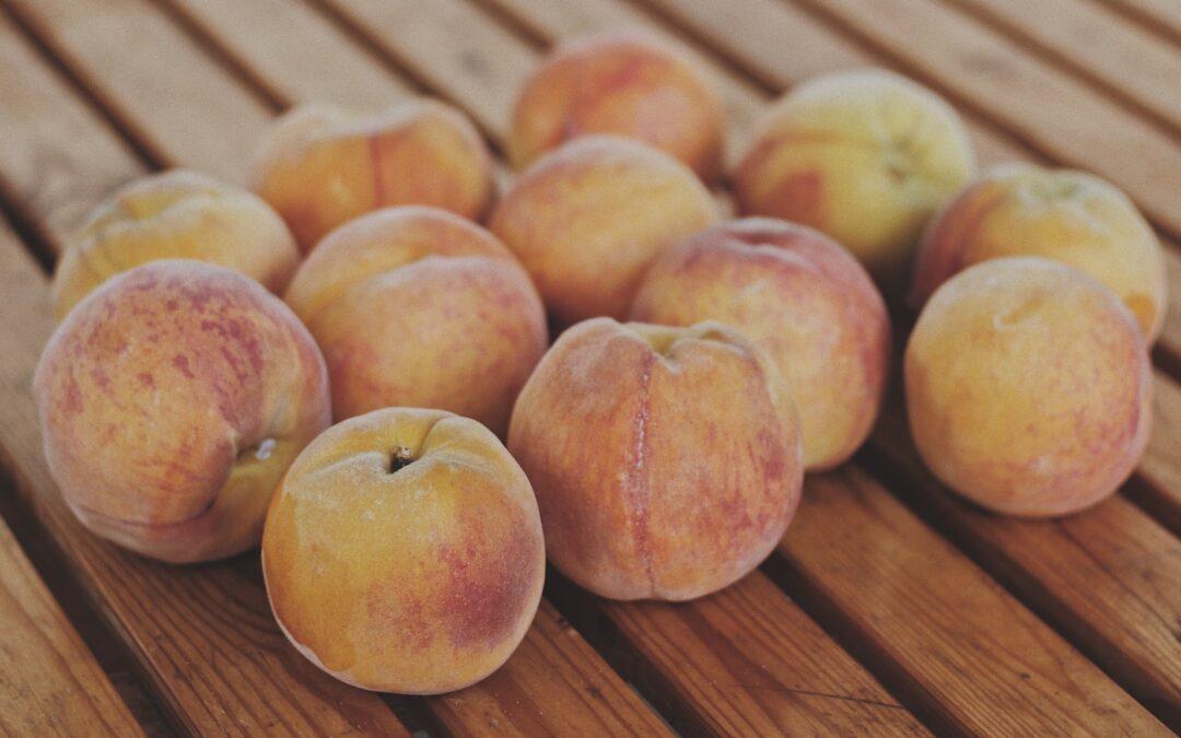 How To Make Peach Juice?