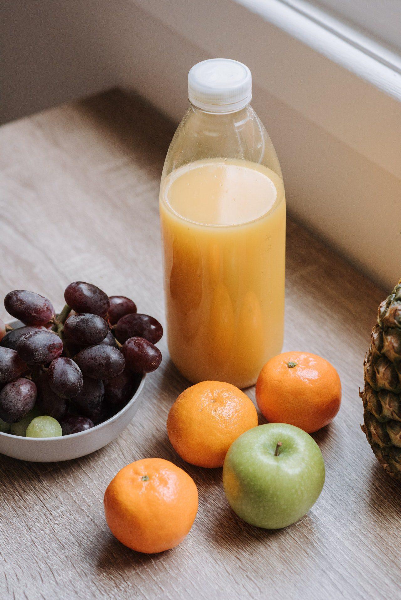 Is Sunny D Orange Juice?